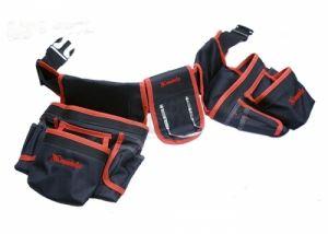 Чанта-колан за инструменти двойна 20 джоба държател за чук MTX