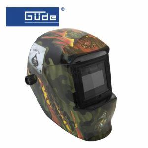 Предпазна соларна маска за заваряване автоматична GÜDE