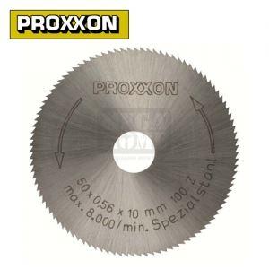 Режещ диск за циркуляр с фини зъби PROXXON