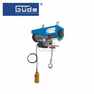Електрическа лебедка 230 V 1600 W 500 / 1000 кг GÜDE