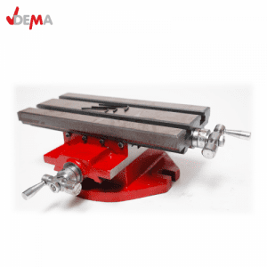 Комбинирана работна маса за фрезоване и прецизно пробиване DEMA