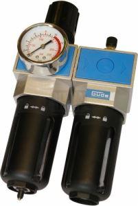 Пневматичен филтър, регулатор и омаслител 1/2(N)PT GÜDE
