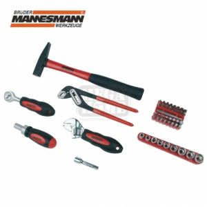 Комплект инструменти, 48 части Mannesmann