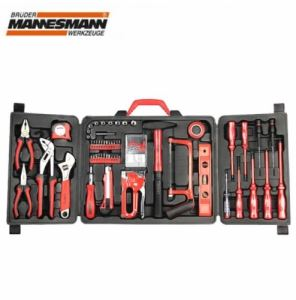 Комплект инструменти в куфар, 60 бр. Mannesmann