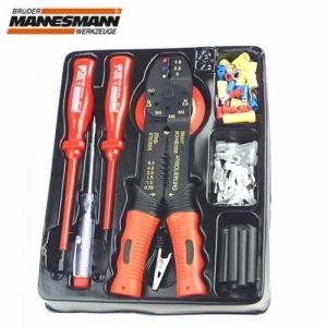 Комплект електричарски инструменти 82 части Mannesmann