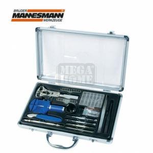 Комплект часовникарски инструменти 19 части Mannnesmann