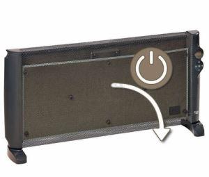 Инфрачервен електрически отоплител WW 2000 D Einhell
