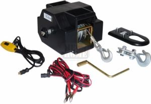 Електрическа лебедка 1800 кг 12 V GÜDE