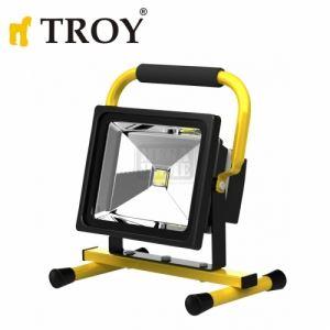 Прожектор със стойка COB LED 30 W Troy