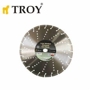 Сегментиран диамантен диск за бетон 350 mm Troy