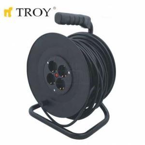 Разклонител с кабел 30 метра Troy
