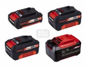 Акумулаторна батерия Power X-Change 18 V/2000 - 5200 mAh Einhell