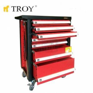 Сервизна количка с инструменти, 314 бр. Troy