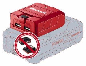 Зарядно устройство TE-CP 18 Li USB-Solo Einhell