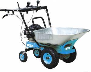 Моторна градинска количка GMS 4 PS GÜDE 85 л