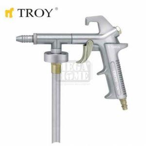 Пневматичен пясъкоструен пистолет Troy