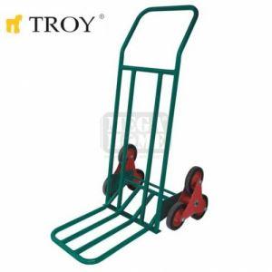 Ръчна количка за стъпала Troy