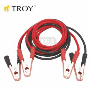 Кабели за подаване на ток, 35 мм²,  12V - 24V, 4.5м Troy