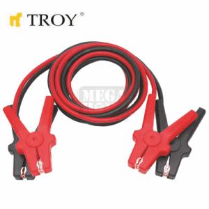 Кабели за подаване на ток, 25 мм², 12V - 24V, 3.5м Troy