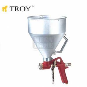 Пистолет за пръскане на мазилка Troy