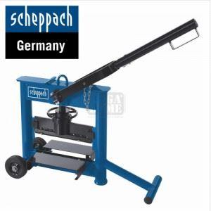 Професионална гилотина за каменни плочки HSC130 Scheppach