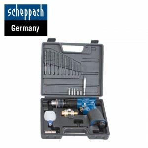 Комплект пневматична бормашина Scheppach