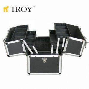 Алуминиев куфар Troy
