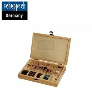 Комплект накрайници за контурен трион DECO-FLEX Scheppach 103 бр