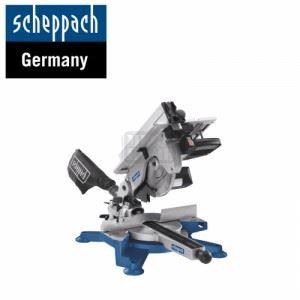 Настолен комбиниран циркуляр HM100T Scheppach 1.60 kW