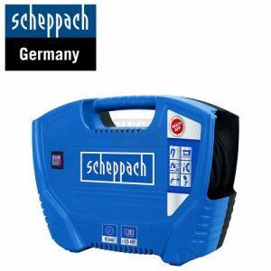 Безмаслен компресор AIR FORCE Scheppach 8 bar