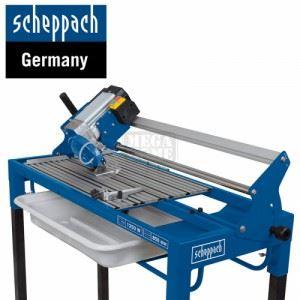 Радиална машина за рязане на плочки FS850 Scheppach 1250 W