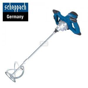 Електрически миксер за строителни разтвори PM1200 Scheppach