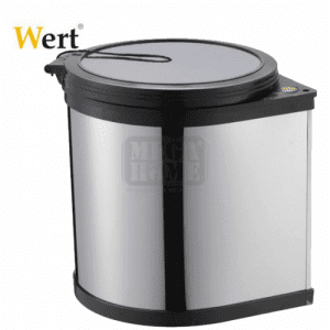 Кошче за отпадъци с капак Wert