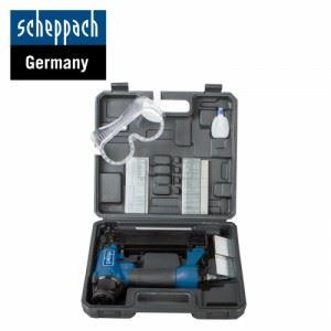 Комплект пневматичен такер 15 - 50 мм 16 - 40 мм Scheppach