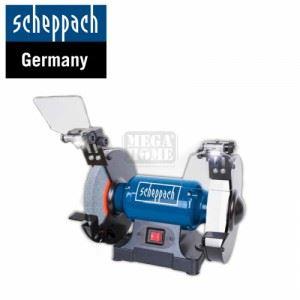 Настолен шмиргел SM200AL Scheppach