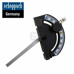 Скала за ъглово рязане -60 / +60 за BASA1 Scheppach