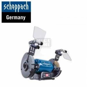 Настолен шмиргел SM150LB Scheppach