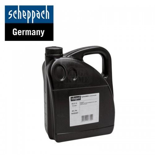 Масло за хидравлични машини Scheppach 5 л
