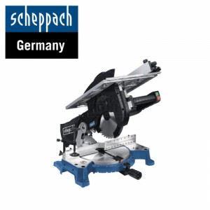 Настолен комбиниран циркуляр HM110T Scheppach 1.80 kW