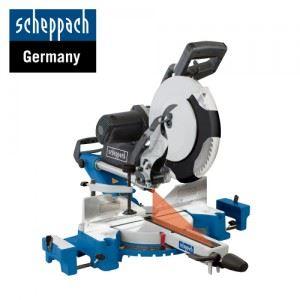 Комбиниран потапящ циркуляр за ъглово рязане HM120L Scheppach