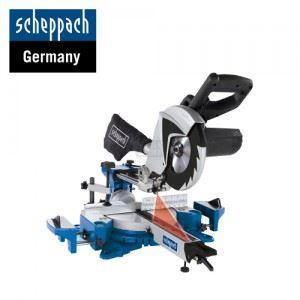 Комбиниран потапящ циркуляр за ъглово рязане HM100LXU Scheppach
