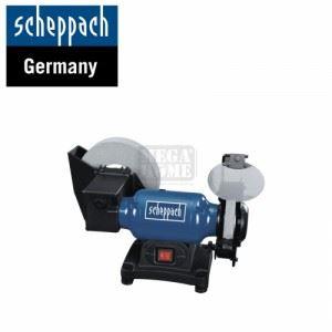 Настолен шмиргел BG200W Scheppach