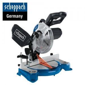 Комбиниран потапящ циркуляр за ъглово рязане HM80L Scheppach
