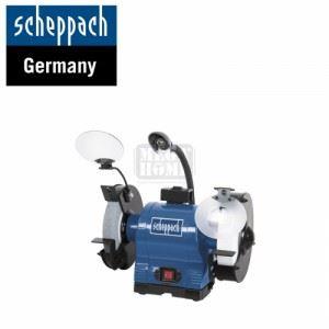 Настолен шмиргел BG200AL Scheppach
