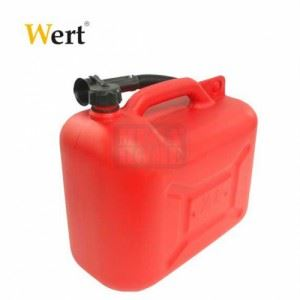 Пластмасова туба за гориво 20 л Wert