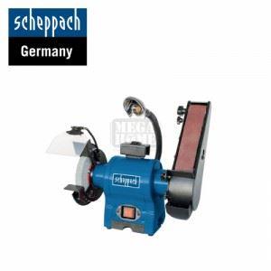 Лентов и дисков шмиргел BGS 700 Scheppach