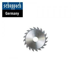 Циркулярен диск 24T за циркуляр PL55 Scheppach