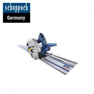 Ръчен потапящ циркуляр PL55 Scheppach 1200 W 160 мм