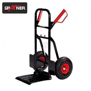 Ръчна транспортна количка Grafner капацитет 200 кг