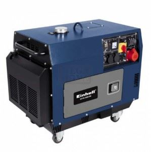 Дизелов генератор за ток BT-PG 5000 DD Einhell